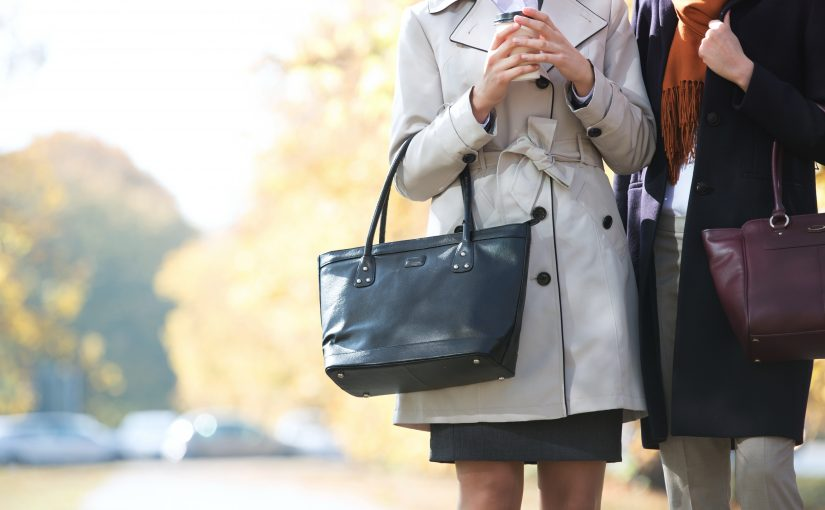 How Your Purse Can Match Your Body Type